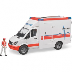 Bruder MB Sprinter sanitka